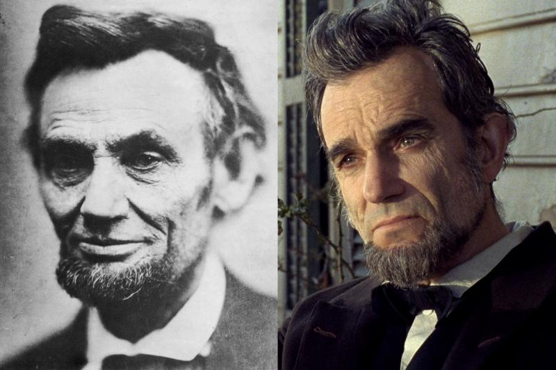 Abraham Lincoln/Daniel Day-Lewis