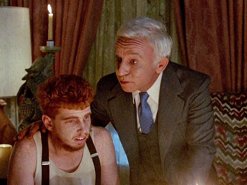 Courtney Gains, Henry Gibson