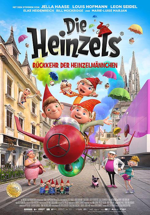 Die Heinzels – Rückkehr der Heinzelmännchen