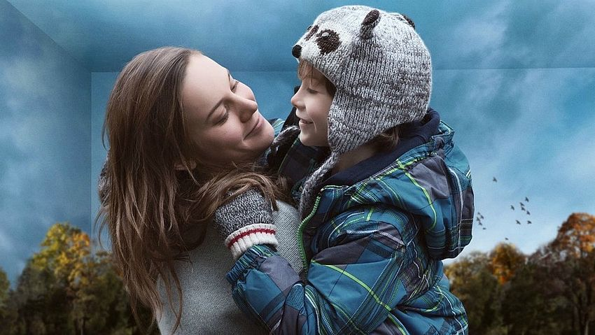 Brie Larson und Jacob Tremblay