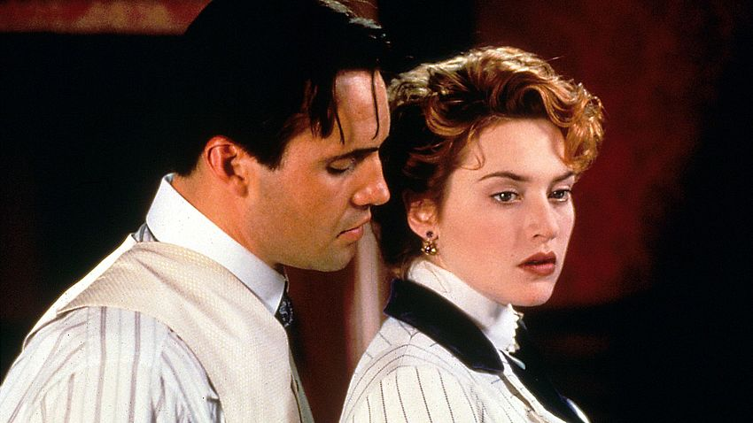 Billy Zane, Kate Winslet