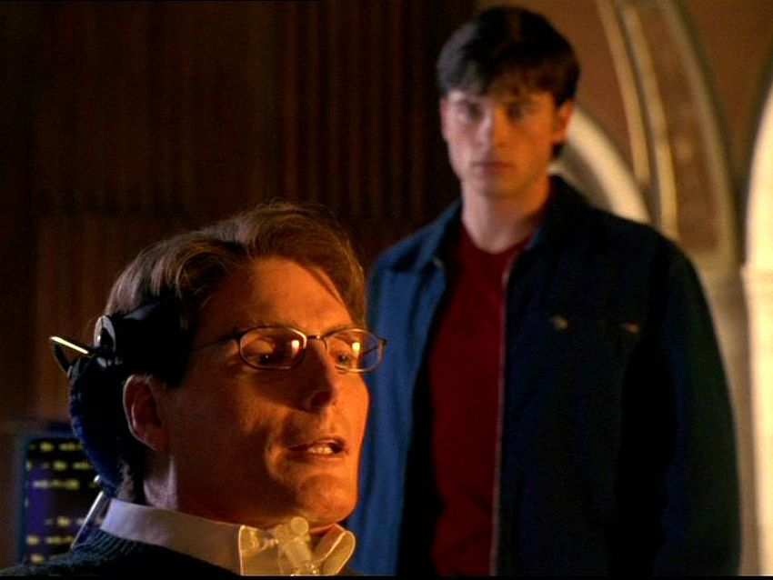 Christopher Reeve, Tom Welling
