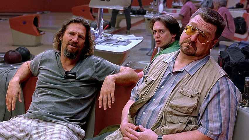 Jeff Bridges, Steve Buscemi und John Goodman